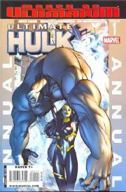 Ultimate Hulk Annual #1 (2008) Marvel comic book